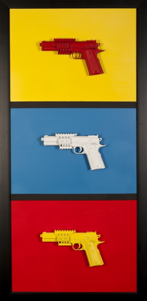 Warhol Weapons