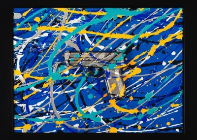 Splatter-Hand-Gun